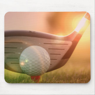 Golf-Putter-Mausunterlage Mousepad