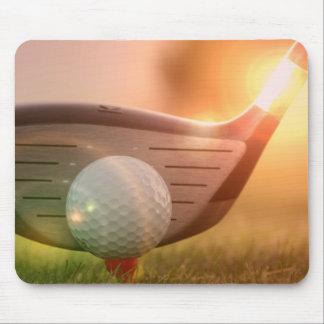 Golf-Putter-Mausunterlage Mauspad