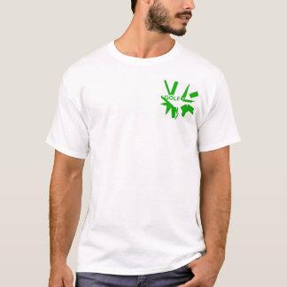 Golf-Schwingen T-Shirt