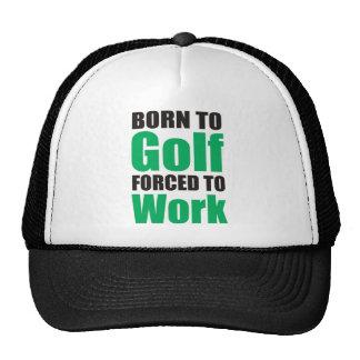 Golf-Shirt Retrocap