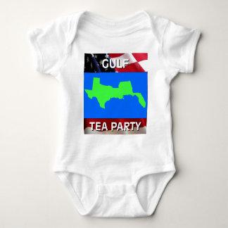 GOLF-TEE-PARTY BABY STRAMPLER