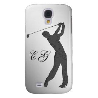 Golf-Typ-kundengerechtes Monogramm Galaxy S4 Hülle