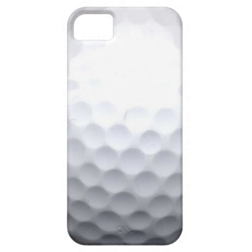 Golfball iPhone 5 Case