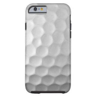 Golfball iPhone 6 Fall weißes Golfballmuster Tough iPhone 6 Hülle