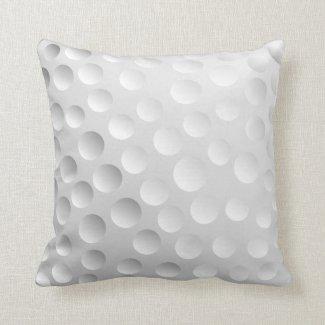 Golfball Kissen