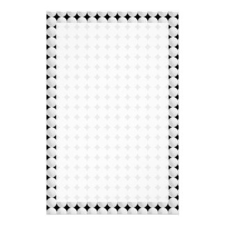 Golfball-Muster Bedrucktes Büropapier