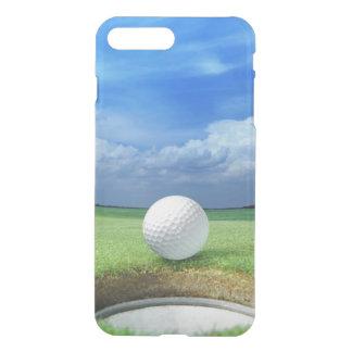 Golfball-Telefon-Kasten iPhone 8 Plus/7 Plus Hülle