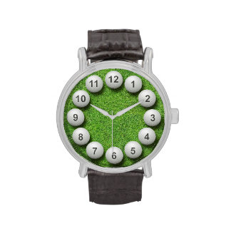 GolfbälleTimepiece Uhr