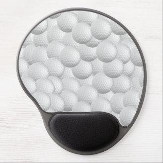 Golfballgewohnheit mousepad gel mouse matten