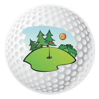Golfballgriff Keramikknauf