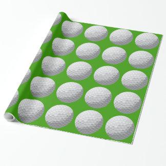 Golfballverpackungspapier Geschenkpapier