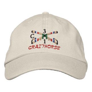 Golfkrieg-Kavallerie-Einheit gestickter Hut