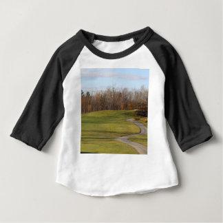 Golfplatz Baby T-shirt