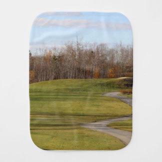 Golfplatz Spucktuch