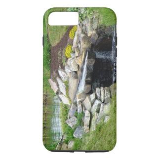 Golfplatz-Wasserfall in Maine iPhone 8 Plus/7 Plus Hülle