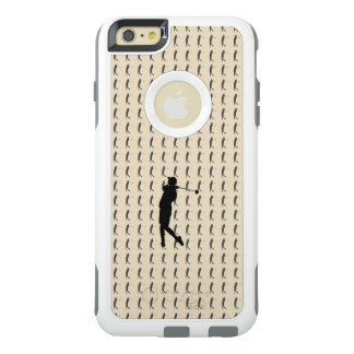Golfspieler OtterBox iPhone 6/6s Plus Hülle