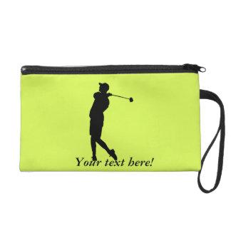 Golfspieler Wristlet