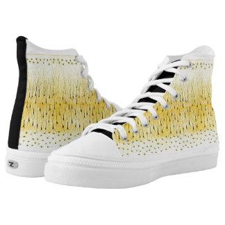Golgi hightops hoch-geschnittene sneaker