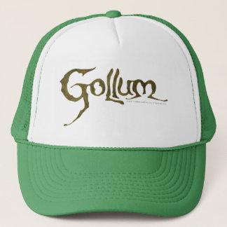 Gollum Name - strukturiert Truckerkappe