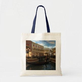 Gondel-Fahrt an der venezianischen Taschen-Tasche Tragetasche