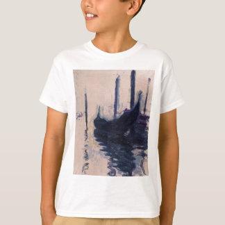 Gondel in Venedig durch Claude Monet T-Shirt