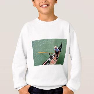 Gondel in Venedig, Italien Sweatshirt