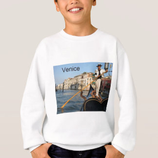 Gondel Italiens Venedig (St.K) Sweatshirt