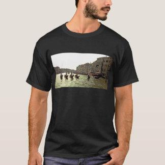 Gondel-Rennen Venedig T-Shirt