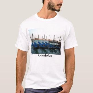 Gondel-T-Stück T-Shirt