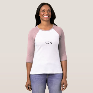 Good Fish Realer For believer T-Shirt