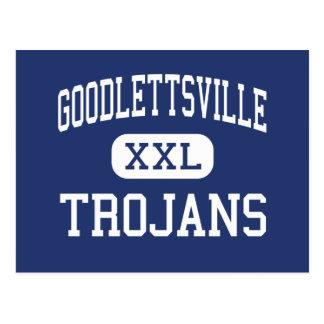 Goodlettsville - Trojan - hoch - Goodlettsville Postkarte