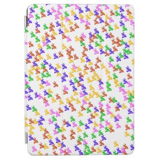 GOODLUCK OM Schablone Beschwörungsformel 108 diy iPad Air Cover