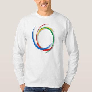 Google-Farben T-Shirt