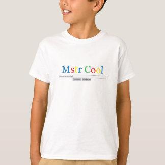Google Mstr cool T-Shirt