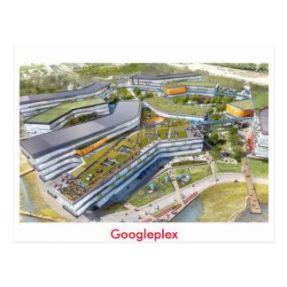 Googleplex Postkarte