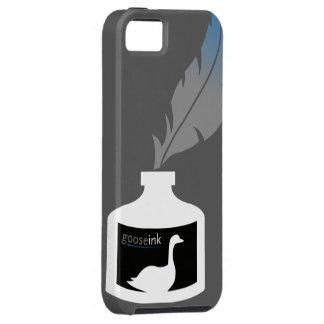 GooseInk Entwürfe iPhone 5 Hülle