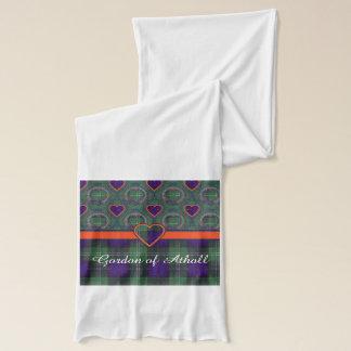 Gordon Atholl Clan karierten schottischen Kilt Schal