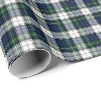 Gordon-Clan kleiden Tartan Geschenkpapier