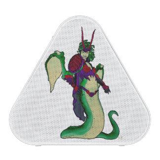 Gorgon Lautsprecher, mythische Frauenschlange Bluetooth Lautsprecher