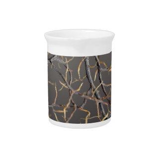 Gorgonian Koralle Krug