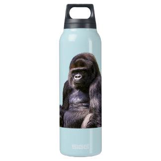Gorilla-Affen-Affe Isolierte Flasche
