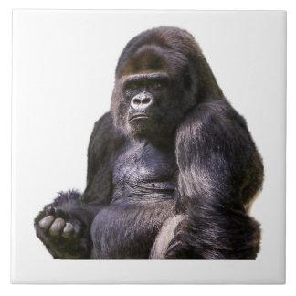 Gorilla-Affen-Affe Keramikfliese