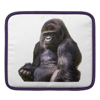 Gorilla-Affen-Affe Sleeve Für iPads