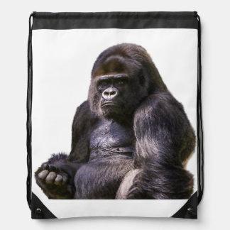 Gorilla-Affen-Affe Sportbeutel