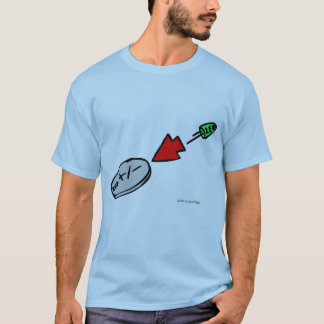 Gorilla-Beleuchtung T-Shirt