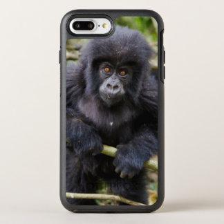Gorilla Beringei Beringei des Berggorilla-| OtterBox Symmetry iPhone 8 Plus/7 Plus Hülle