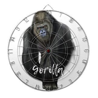 Gorilla Dartscheibe