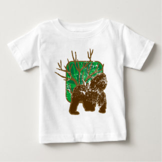 gorilla_dd_used.png baby t-shirt