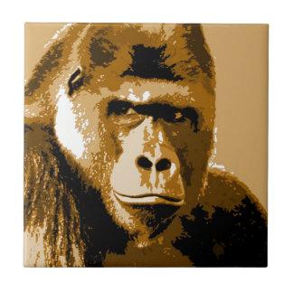 Gorilla Fliese