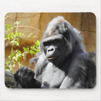 Gorilla-Fokus Mousepad